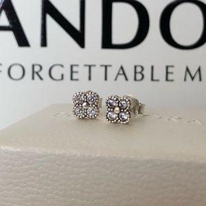 d87274269 Pandora Jewelry | Stud Earrings Oriental Blossom | Poshmark